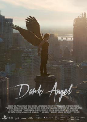 Dark Angel Key Art